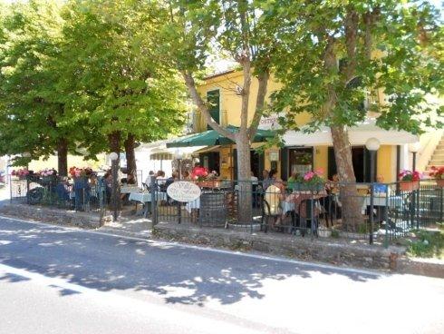 Esterno Osteria del Borgo