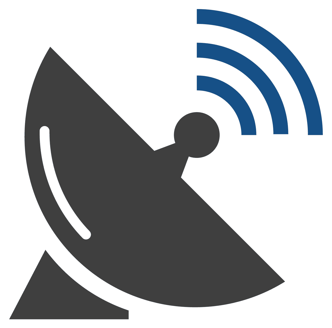 icona antenna satellitare