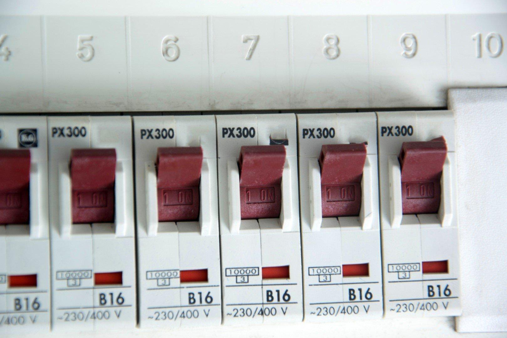 Pannello elettrico civile