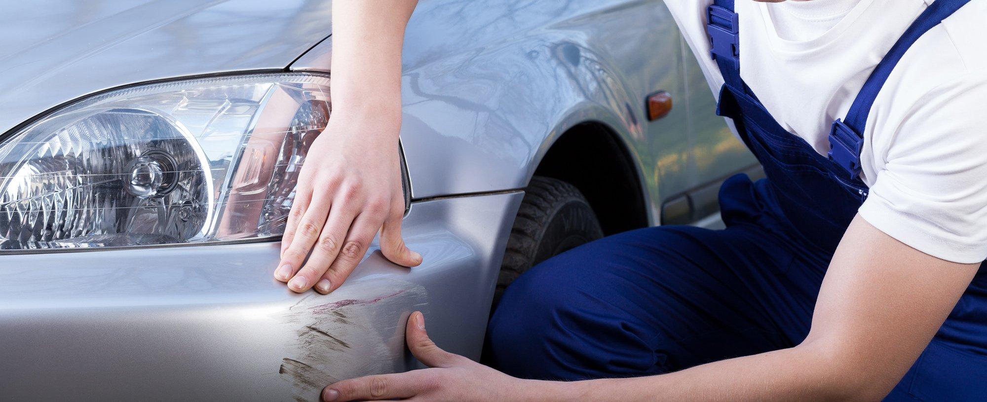 Quality automobile restoration service in Canton, GA