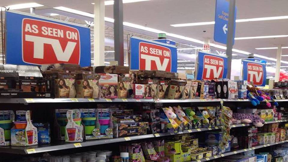 tv seen walmart multi