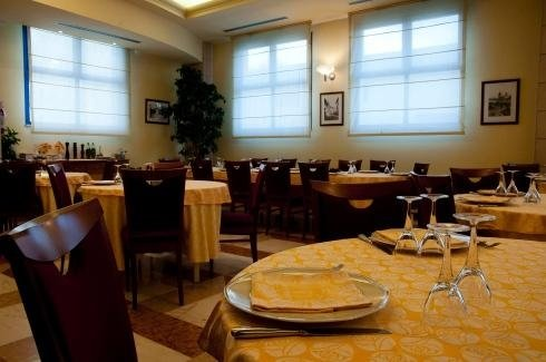 Tavoli ristorante hotel