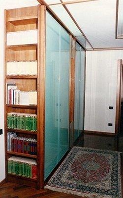 armadio libreria