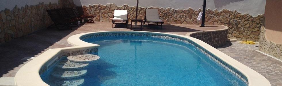 prodotti per piscine Roma