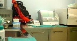 Sala chirurgia, Sala ecografia-ecocolodoppler, Sala laser