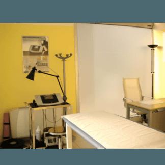 Fisiokinesiterapia, Fisioterapia, Laserterapia, Ecocolordopple, Allergologia