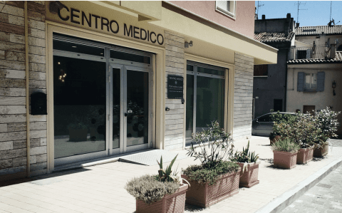 poliambulatorio Rimini, poliambulatorio privato