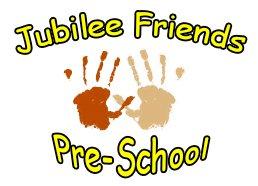 Jubilee Friends Pre-School logo