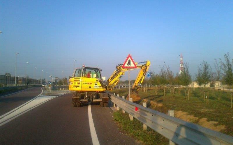 opere stradali