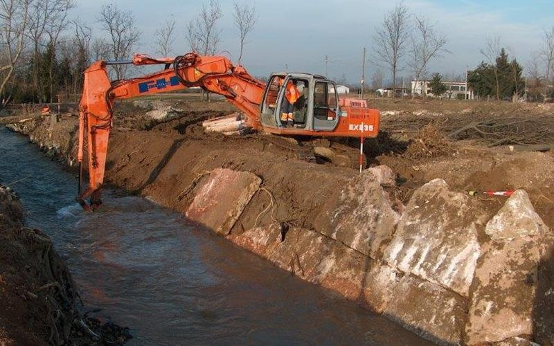 manutenzione fossato