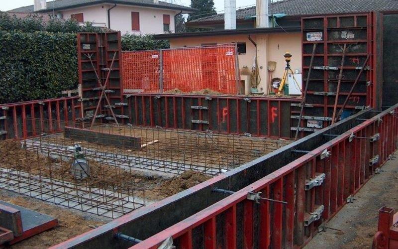 lavori di edilizia