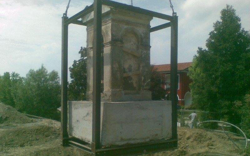 ripristino monumenti