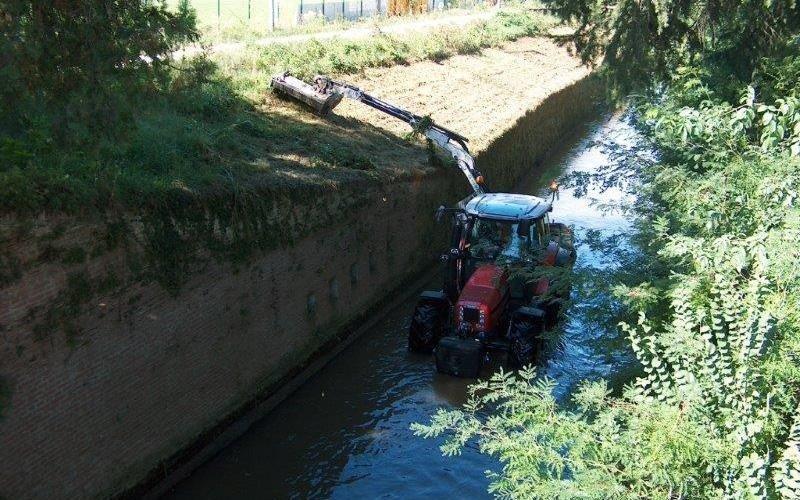 pulitura fiumi