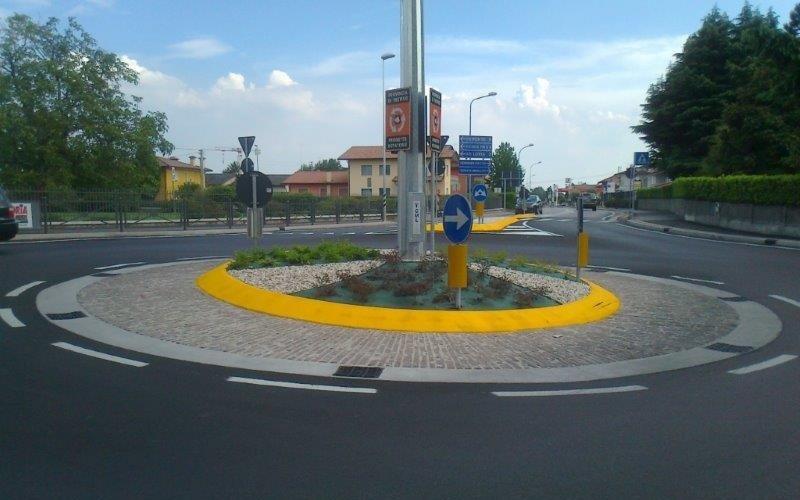 realizzazione rotonde