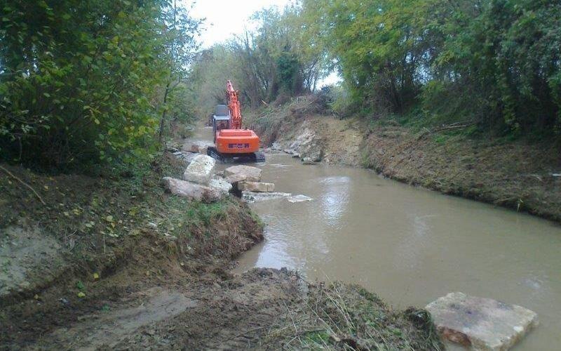 drenaggio canali