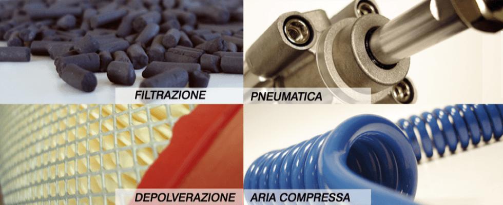 Filtrazione pneumatica Bologna