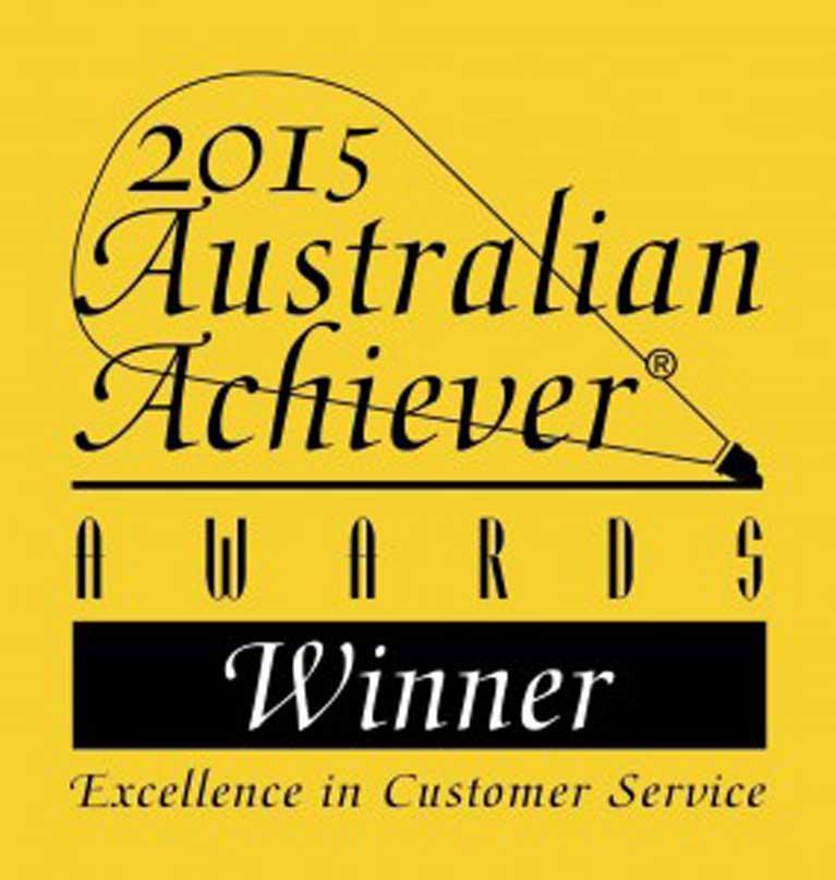 Techniblock Australian Achiever Award 2015