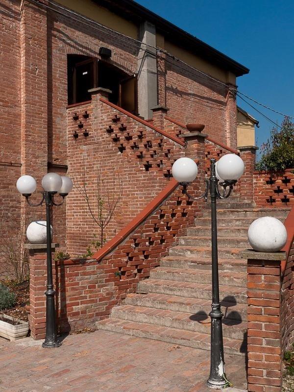 Scalinata Ristorante Marechiaro - Ferrara