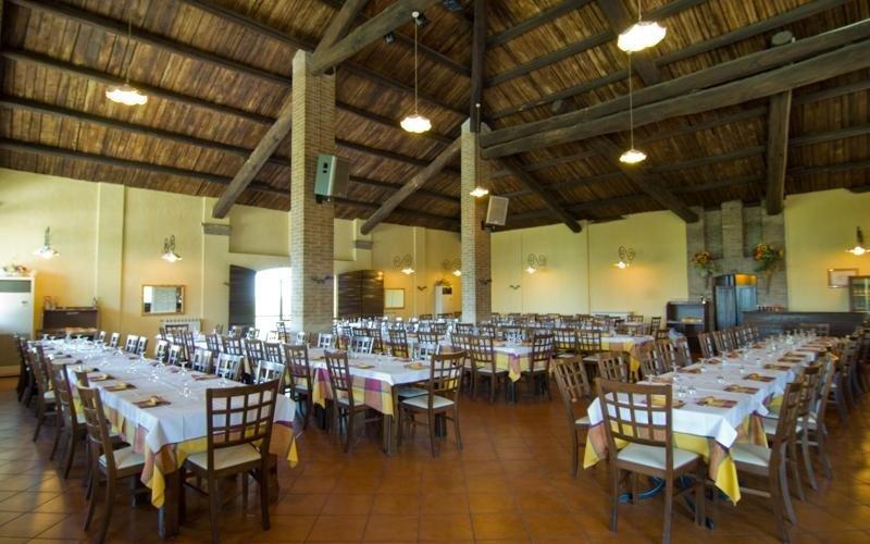 Hall for ceremonies - Restaurant La Stalla