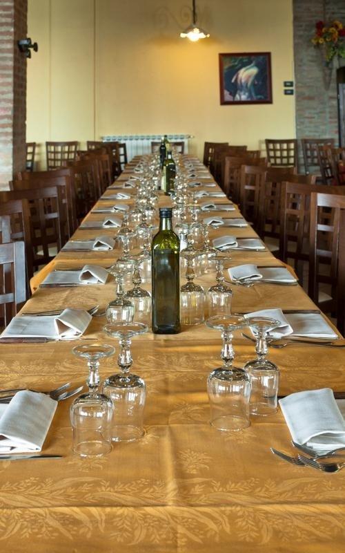 Table PIZZERIA MARECHIARO - LA STALLA