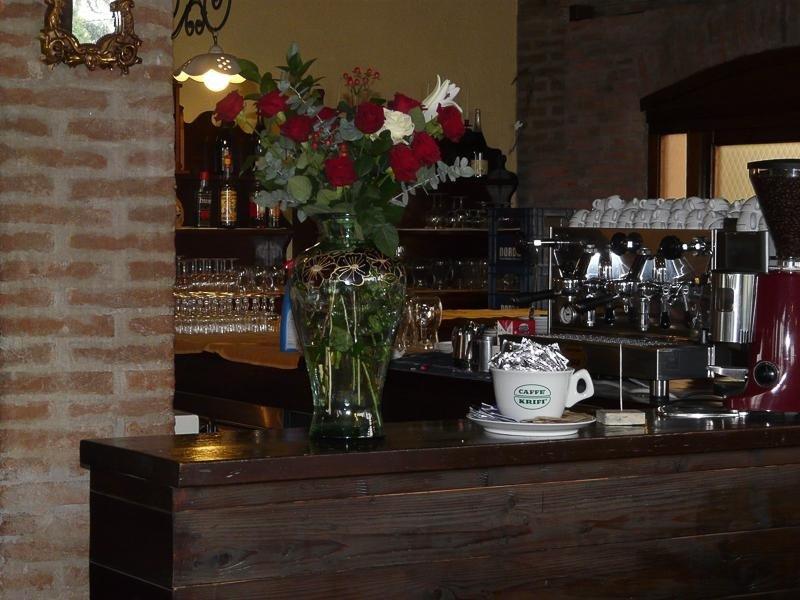 Bancone bar ristorante LA STALLA