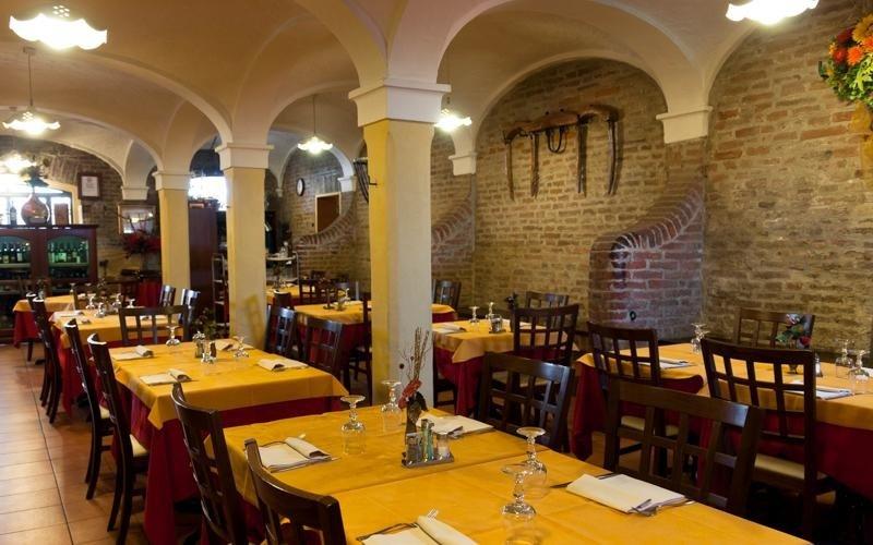 Ferrara cuisine restaurant Marechiaro