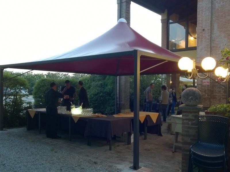 Outdoor area - La Stalla