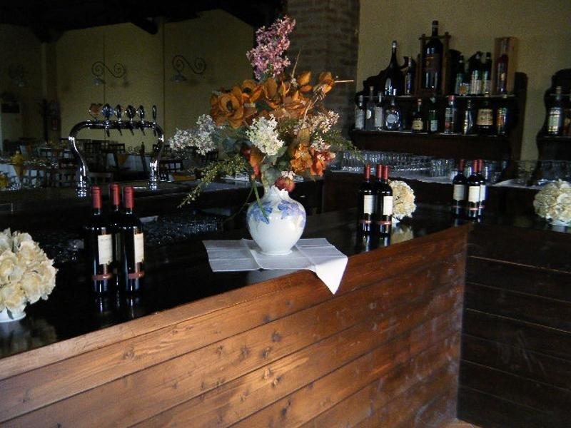 Vista bar ristorante LA STALLA