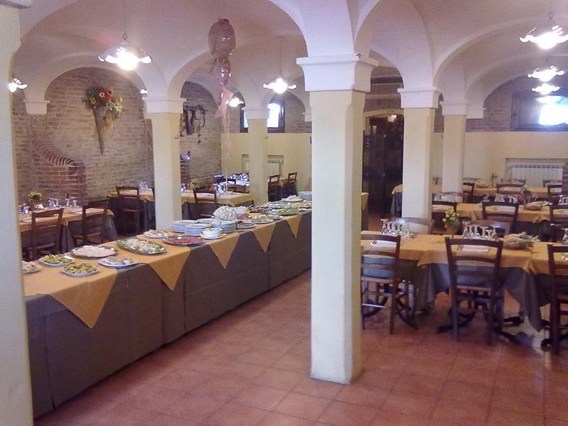 Allestimento banchetti - Ristorante Pizzeria LA STALLA