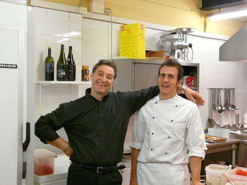 Staff - Ristorante pizzeria LA STALLA