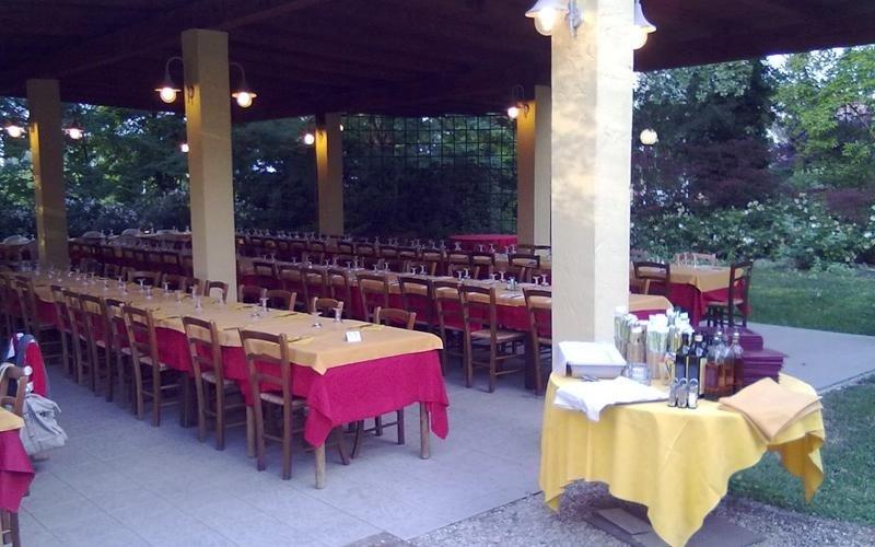 Outdoor lounge 2 - LA STALLA