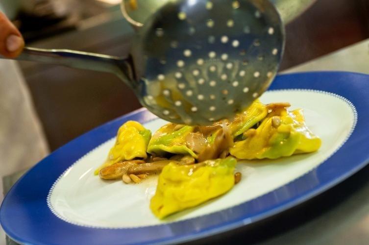 Pasta fatta in casa - Ristorante Marechiaro LA STALLA
