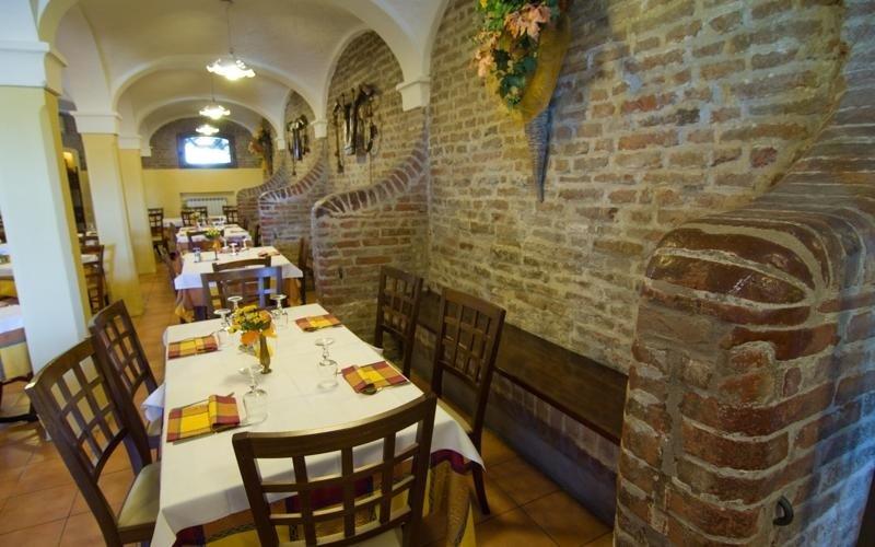 Sala ristorante - Ristorante LA STALLA