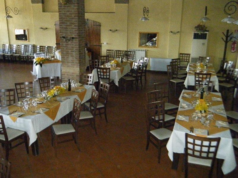 Vista Sala da pranzo - Ristorante Pizzeria LA STALLA