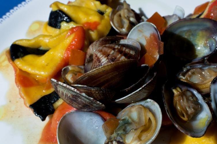 Frutti di mare - Ristorante LA STALLA