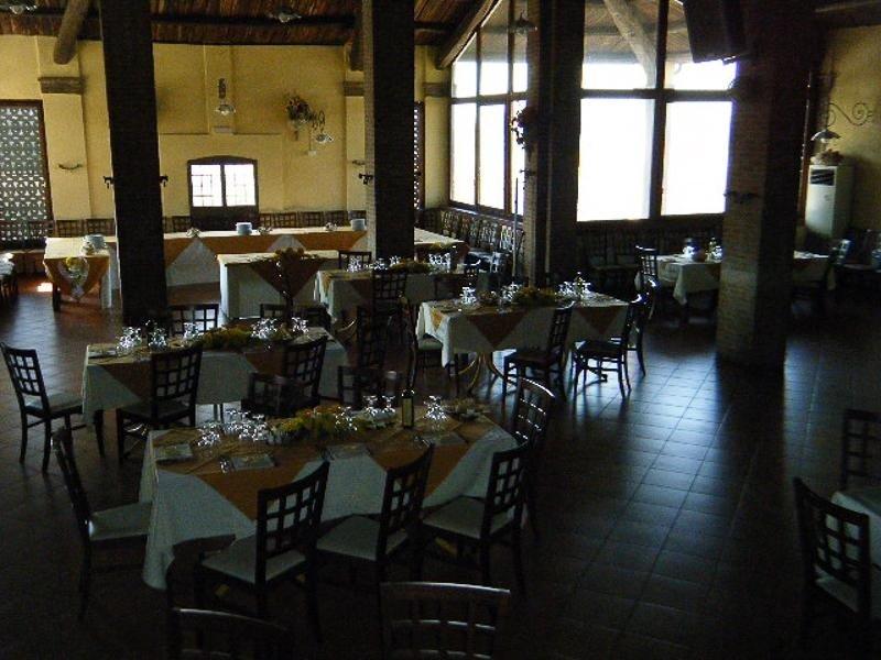 Sala da pranzo - Ristorante Pizzeria LA STALLA