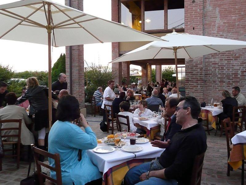 Open air pizzeria LA STALLA