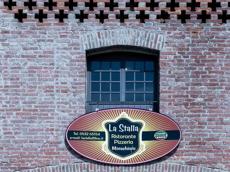 restaurant for parties LA STALLA - Ferrara