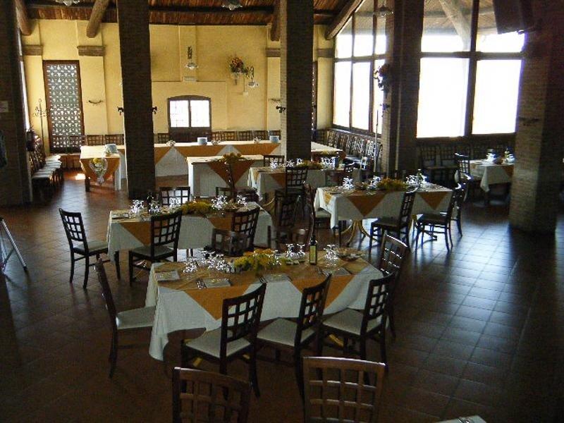 Sala ricevimento - Ristorante Pizzeria Marechiaro La Stalla