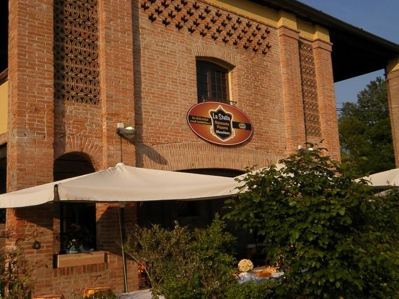 Insegna Ristorante Pizzeria LA STALLA - Ferrara