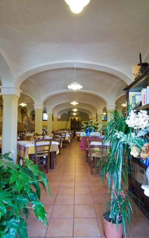 Salone pranzo - Ristorante LA STALLA