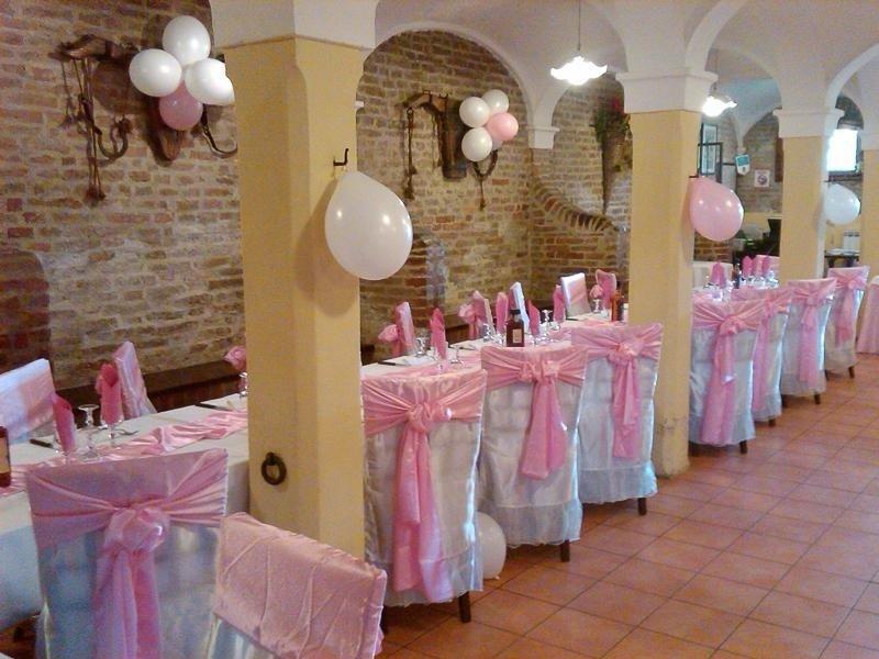 Feste battesimo -Ristorante Pizzeria La Stalla