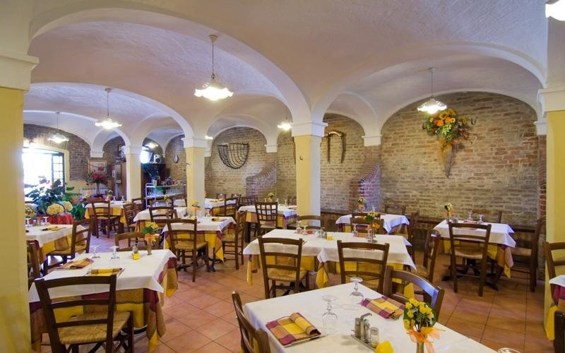 Salone ristorante - La stalla