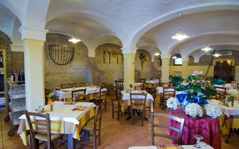 Sala interna - Ristorante Pizzeria LA STALLA