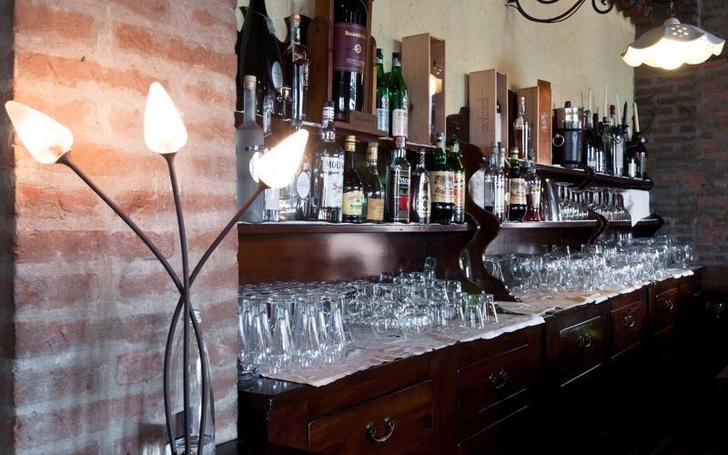 Area bevande Ristorante Marechiaro LA STALLA