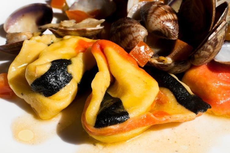 Pasta fresca al pesce - Ristorante LA STALLA - Ferrara
