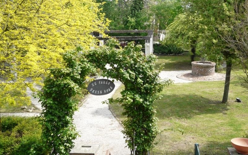 Driveway garden - Restaurant La Stalla