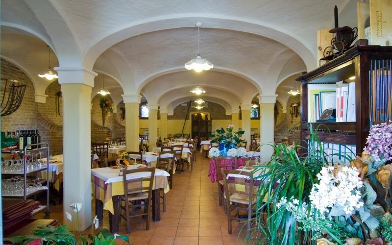 Indoors - Pizzeria LA STALLA