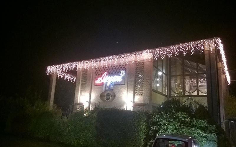 Ristorante aperto a Natale