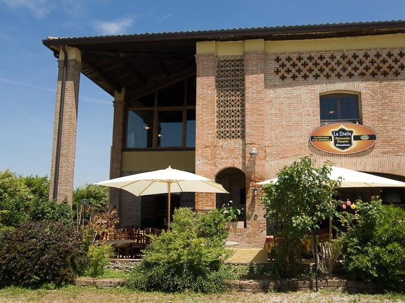 Ristorante con giardino LA STALLA - Ferrara